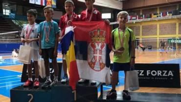 Najmlajši osvojil najvišjo uvrstitev!