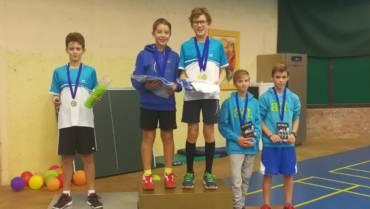 3 zlate, 5 srebrnih in 2 bronasti medalji za Medvoščane