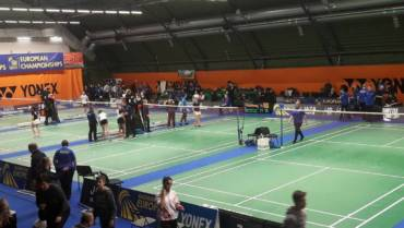 Jaka in Taja na Evropskem kadetskem prvenstvu