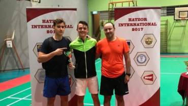Miha Ivanič do zmage na mednarodnem prvenstvu Izraela