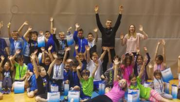 Anže in Tijana najboljša na Miklavževem turnirju