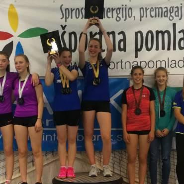 Lina v Mariboru do novega naslova