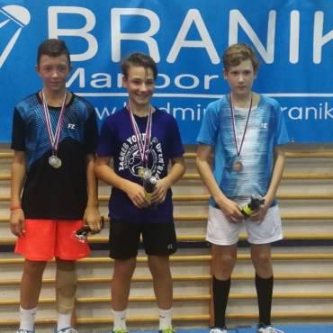 V Mariboru trije naši med prvimi štirimi