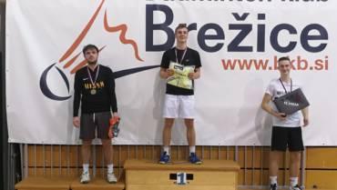 Rok ponovno najboljši na 2.B turnirju v Brežicah