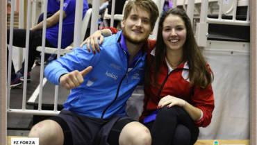 Prvi (kvalifikacijski) dan mednarodnega prvenstva v badmintonu je zaključen!