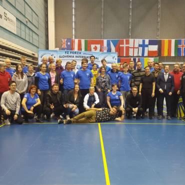 Zadnji (finalni) dan Slovenia International turnirja je uspešno končan!