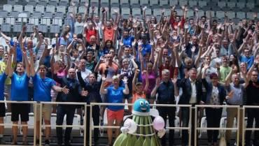 Praznovanje dvajsete obletnice Badminton kluba Medvode