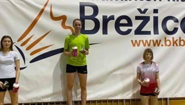 Lina Pipan zmagala na 2. turnirju do 17 let