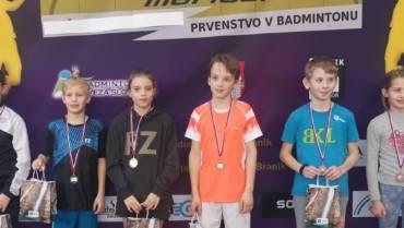 V Mariboru so tekmovali naši najmlajši tekmovalci