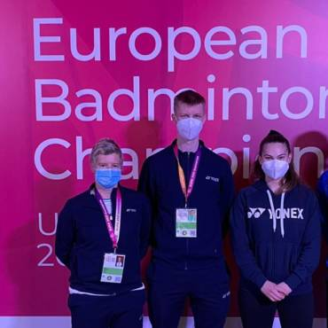 Trije naši predstavniki na Evropskem prvenstvu 2021 v Kijevu